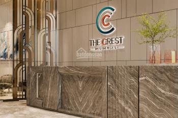 Cần bán 2PN tòa Crest view đẹp giá gốc nội bộ chênh hợp lý. LH Đức Nhân