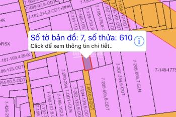 Đất Hố Nai (thổ cư 100%), gần UBND phường Hố Nai