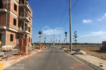 Cần bán vài lô đất nền ngay chợ Đại Phước, Nhơn Trạch, MT Lý Thái Tổ, giá 10tr/m2, SHR, 0707727727