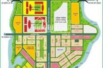Bán đất nền KDC Intresco 13E Phong Phú,Bình Chánh,SHR,giá 16-18tr/m2,Thổ cư 100%,XDTD.LH 0931342789