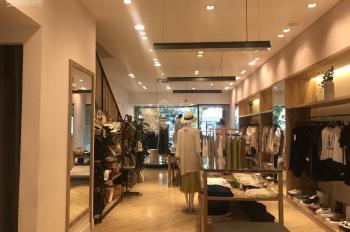 Mặt phố Xã Đàn kinh doanh thời trang, showroom giá 53 triệu/tháng