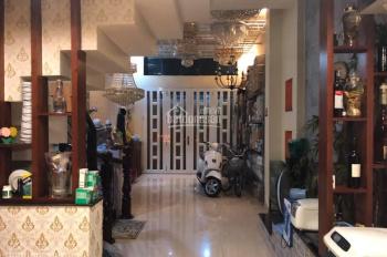 Bán nhà đường nhựa 8m Gò Dầu, sát ngã tư Tân Sơn Nhì, 1 lửng 2 lầu, 4PN - 4WC cách MT 20m, sổ hồng