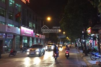 Bán nhà mặt phố Lạc Trung, vỉa hè 3m, KD sầm uất, DT 40m2, MT 3,2m, 5 tầng, giá 9.5 tỷ