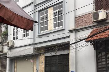 Cần bán nhà 4 tầng mặt đường Bình Minh, Trâu Quỳ giá 2,5 tỷ