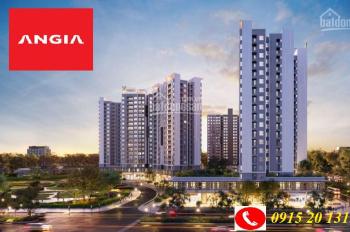 Mở bán GĐ 1 giá rẻ căn hộ An Gia West Gate, 2PN - 1.8 tỷ trung tâm hành chính tây Sài Gòn