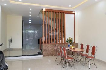 Cho thuê nhà 3 tầng mới xây mặt tiền Tố Hữu