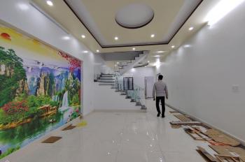 Nhà 4 tầng thiết kế hiện đại mặt ngõ tại Đình Đông. LH 0936.969.828
