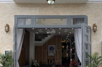 Nhà 4 lầu có thang máy Thạnh Lộc, SD 280m2, 5PN 6WC, SHR - chỉ 4,5 tỷ. LH: 0909.073.061