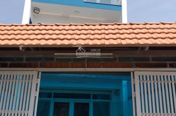 Bán nhà sổ hồng riêng 1 trệt, 3 lầu (138m2) đường xe hơi, Ấp 4 xã Đa Phước, Bình Chánh