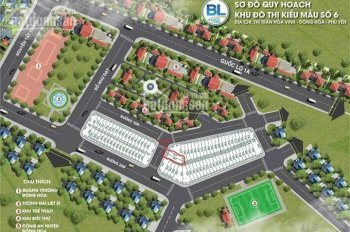 Cần bán lô đôi B50 - 51 nằm ngay trong lòng thị xã Hòa Vinh, Đông Hòa, Phú Yên