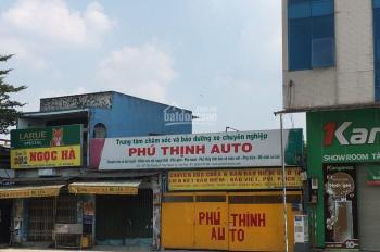 Cho thuê nhà mặt tiền đường Tây Thạnh, Q Tân Phú 9,2 x 25m - cấp 4 đẹp giá tốt