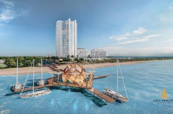Aria Vũng Tàu căn hộ nghỉ dưỡng 5 sao + , căn 2PN 87m2 chỉ 2,7tỷ total sở hữu ngay. LH: 0943969119