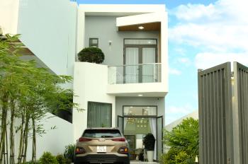 Bán gấp căn nhà 1T 1L đường nhựa 8m, cách Phạm Ngọc Thạch 50m, đầy đủ nội thất, CC 0938057118