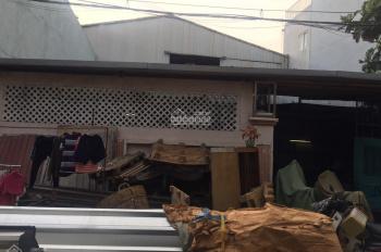 Cần bán nhà xưởng 776,7m2, đường Hương Lộ 2 phường Bình Trị Đông, quận Bình Tân