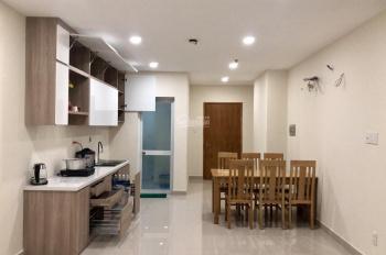 Chính chủ cho thuê căn hộ 3PN CC Long Sơn Building, Q.7, mới 100%, giá 8 triệu, LH: 0903390586