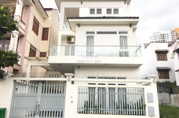 Cho thuê biệt thự 3 lầu 10x20m đường Cao Đức Lân, P. An Phú, Quận 2