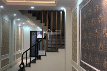 Bán nhà 4 tầng 63m2 đẹp long lanh ngõ 109 Quan Nhân, Nhân Chính, Thanh Xuân 5,3 tỷ LH 0912290768