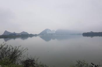 Bán gấp 1639m2 view mặt hồ Đồng Sương thoáng đẹp Lương Sơn, Hòa Bình