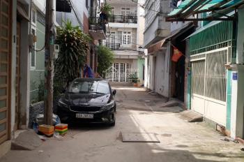 Bán đất hẻm xe tải Gò Dầu, P. Tân Quý, 4.4 x 14m, chỉ có 4.55 tỷ