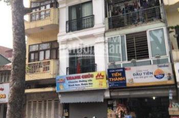 Cho thuê nhà mặt phố Minh Khai đoạn đẹp, nhà mới hoàn thiện, có thang máy, 45m2x7 tầng, giá 40tr/th