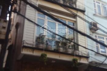 Bán nhà PL mặt ngõ ô tô tránh phố Đại Cồ Việt 50m2x5 tầng, MT 5m, 12,5 tỷ. LH 0912442669