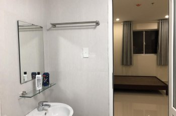 Cho thuê căn hộ 2 PN CC Long Sơn Building, Q.7, có nội thất, giá 7 triệu, LH: 0903390586 (Ms.Hải)
