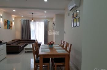 Cho thuê căn hộ 3PN CC Long Sơn Building, Q.7, full nội thất, giá: 10 tr, LH: 0903390586 (Ms.Hải)
