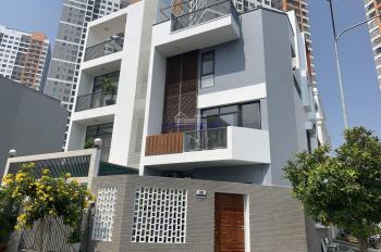 Cho thuê biệt thự Lương Định Của 8 x 18m trệt 3 lầu 4 phòng - P. An Phú - giá 35 triệu