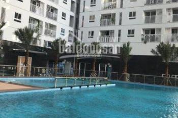 Chính chủ bán căn 62m2, full nội thất giá 2.150 tỷ, 1PN + lầu 8 view hồ bơi
