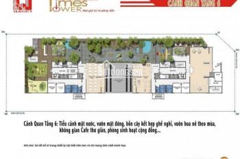 Cần bán căn 01, 05, 06 hot nhất dự án Times Tower 35 Lê Văn Lương. Liên hệ: 0961798099