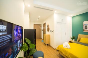 Cần cho thuê gấp căn hộ Studio tại chung cư Vinhomes Green Bay, Mễ Trì giá 8 triệu/tháng (Đồ đẹp)