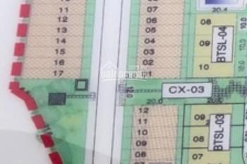 Bán gấp lô đất ô 12, đường N6 khu dự án The Seasons - Lotte Mart
