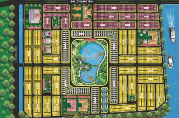 Chuyên mua - bán ký gửi nhận đất khu dân cư Đức Hòa 3 (Daresco - Saigon Eco Lake), giá tốt