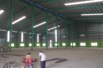 Cho thuê nhà xưởng đường Tân Bửu, xe container 24/24