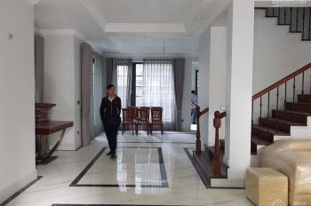 Cần cho thuê biệt thự Mễ Trì Hạ, đường Phạm Hùng, DT 200m2*3,5T, mt 10m, giá 50tr/th 0969488683