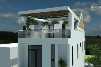 Bán nhà đang hoàn thiện KQH Thái Lâm, P4, Đà Lạt