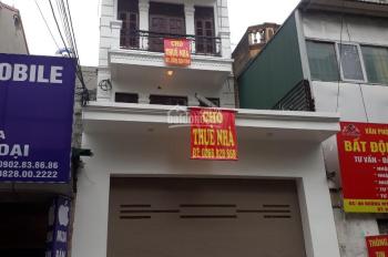 Cho thuê nhà mới xây chưa sử dụng khu đô thị Trung Văn 75m2* 4 tầng, giá 28tr/th, LH 0968120493