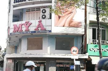 Mặt tiền Nguyễn Chí Thanh, Quận 5, ngang 5.8x10m, nở hậu 7m, 4 tầng giá 24 tỷ