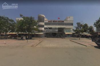 Bán đất KDC Bình Khánh, đường A, Bình Khánh, Q2,  chỉ 2.5 tỷ đối diện chợ Bình Khánh SHR 0901072205