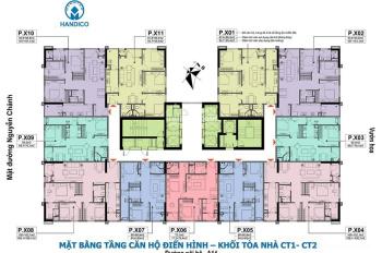 Chính chủ bán CHCC A10 Nam Trung Yên, 1602: 94,8m2 & 1803: 65.5m2, giá 28tr/m2. LH 0971085383
