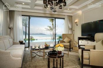Chính chủ cần bán biệt thự Vinpearl Nha Trang, 2 tầng 4 ngủ, 500m2, bán 16 tỷ, căn góc mặt biển đẹp