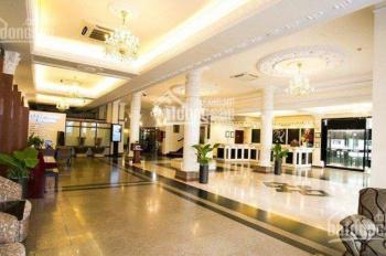 Bán khách sạn 3 sao Thùy Vân, Vũng Tàu, DT: 23 x 33m, hầm + 9 tầng, 72 phòng, giá 86 tỷ