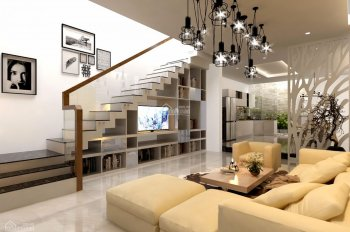 Duy nhất! Bán nhà MT Rạch Bùng Binh, Quận 3, DT 5x10m, trệt, 3 lầu, giá cực tốt: 21 tỷ