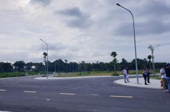 Bán đất mặt tiền DT52 thị trấn Đất Đỏ 108m2 thổ cư điện nước âm cây xanh vỉa hè 2,5m LH: 0938365865