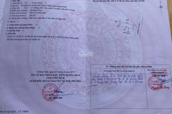 Đất khu dân cư Nghĩa An, Quảng Ngãi - cạnh cầu Cửa Đại - 82,5m2 - 0905 767 006