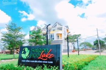 Nhận mua bán ký gửi đất nền dự án Saigon Ecolake (KDC Daresco) Đức Hòa 3, Long An: LH 0971.3333.75