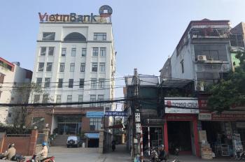 Bán nhà đất mặt đường Hà Huy Tập, 47,2m2 (SĐCC). Đối diện ga Yên Viên
