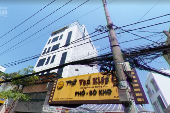 Chính chủ bán gấp nhà mặt tiền đường Vạn Kiếp P. 3 Q. Bình Thạnh, hầm 6 lầu, có HĐT 90 triệu