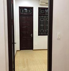 Cho thuê nhà phân lô Thịnh Hào - Tôn Đức Thắng 27m2*3,5T mặt ngõ to ôtô đỗ cửa, tiện KD & BH online
