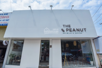 Sang quán The Peanut Coffee mặt tiền 10x12,5m Quận 7 giá 320Tr